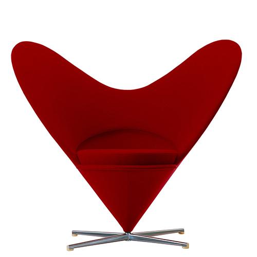 Vitra Heart Cone stoel