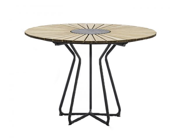 Houe Circle tafel outdoor