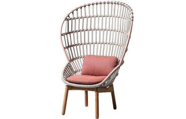 Kettal Cala fauteuil