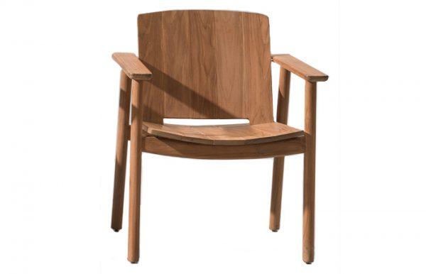 Kettal Riva Dining stoel