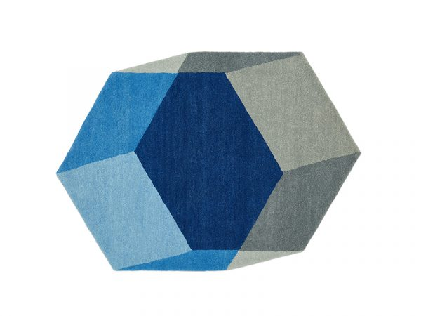 Puik Iso Hexagon vloerkleed