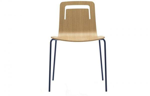 Viccarbe Klip stoel met handgreep