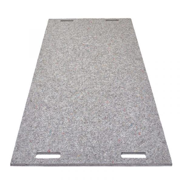 LABEL/BREED Wool & Bio-Based Plastic vloerkleed