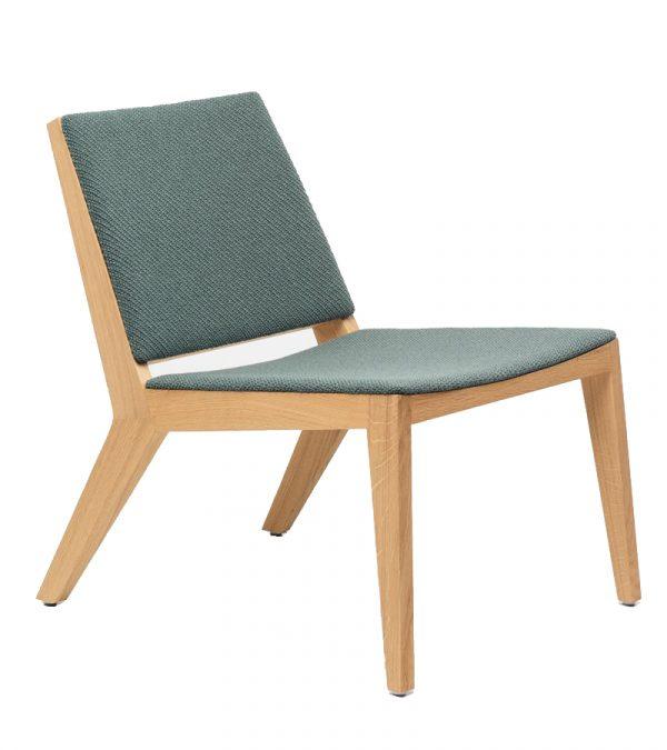 De Vorm Wood Me fauteuil