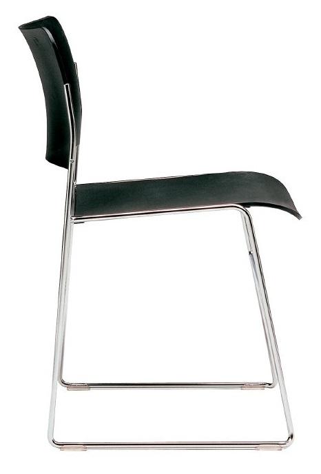 Howe 40/4 stoel kunststof