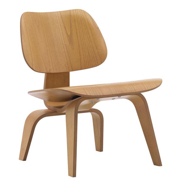 Vitra Plywood LCW stoel