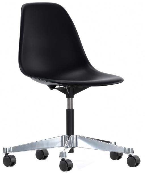 Vitra Eames Plastic Side Chair PSCC bureaustoel