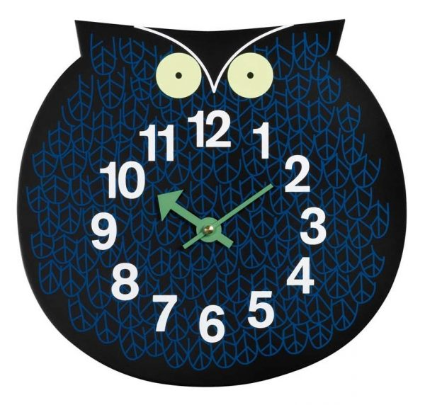 Vitra Omar the Owl Wandklok