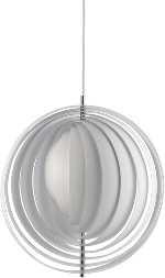 Verpan Moon hanglamp