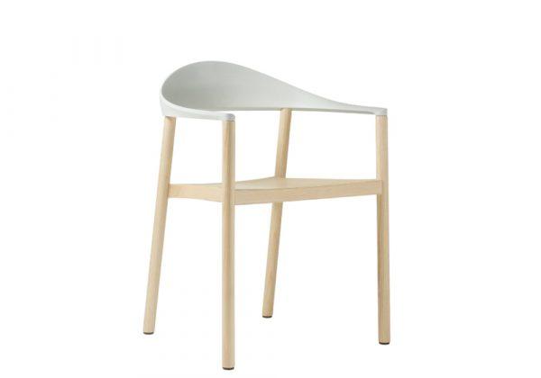 Plank Monza stoel