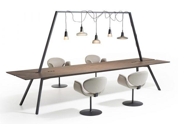 Lande Dock tafel