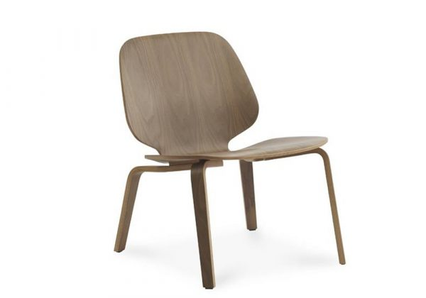 Normann Copenhagen My Chair loungestoel