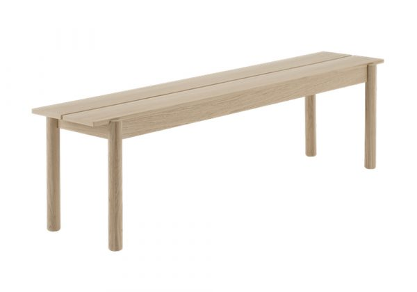 Muuto Linear Wood bank