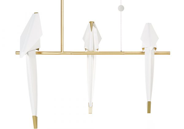Moooi Perch Light Branch lamp