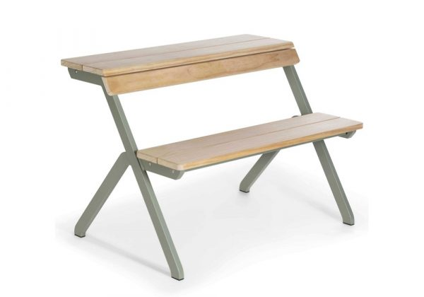 Weltevree Tablebench bank outdoor