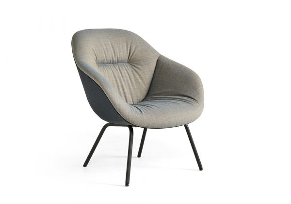 HAY About A Lounge Chair Soft AAL 87 stoel