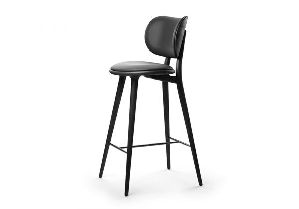 Mater High stool backrest barkruk