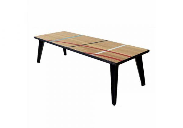 PLANQ Gym Floor tafel