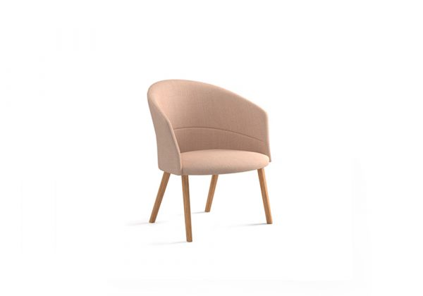 Viccarbe Copa fauteuil