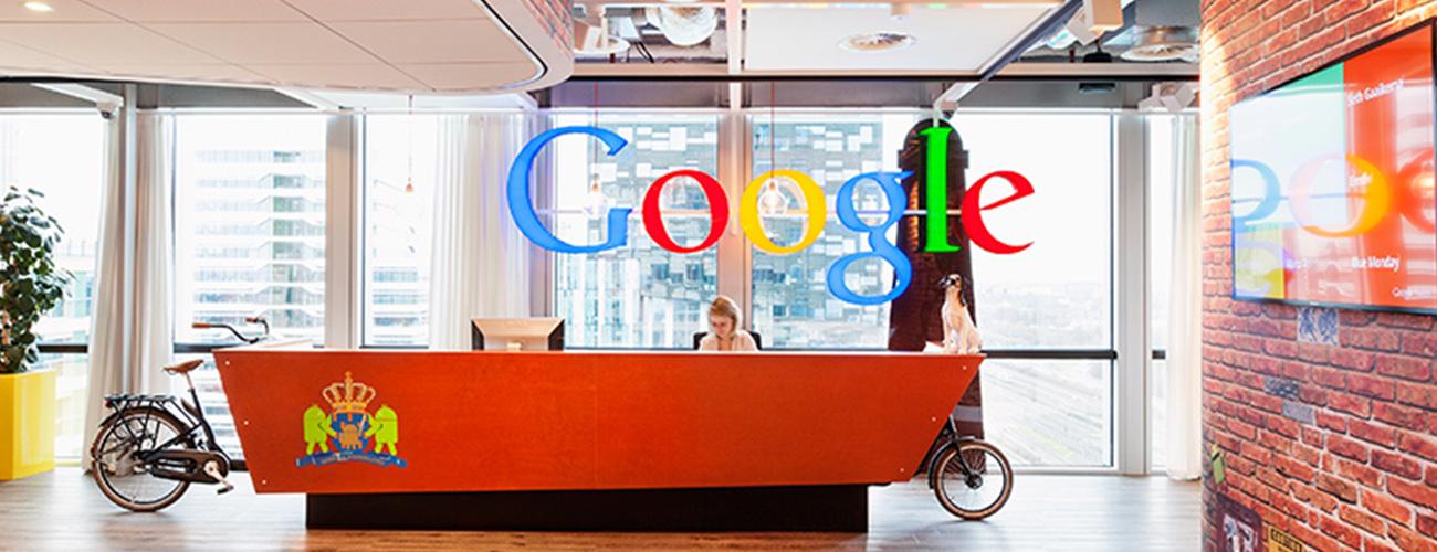 Google_kantoor_inrichting_interiorworks